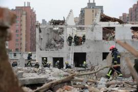 Al menos dos muertos y más de 30 heridos por una explosión en una fábrica en el este de China