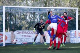 El partido entre el San Rafael y el Alcúdia, en imágenes (Fotos: Daniel Espinosa).
