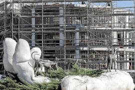 Los vecinos de Talamanca proponen reemplazar los podencos por un 'llaüt'