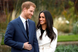 La Casa Real británica anuncia el compromiso del príncipe Enrique con la actriz Meghan Markle