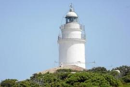 El faro de sa Conillera cumple 160 años iluminando el oeste de la isla de Ibiza