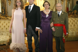 La vida de Alfonso de Borbón, en Telecinco