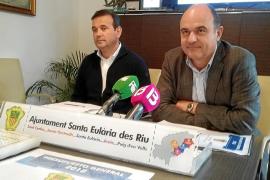 Las inversiones en Santa Eulària llegarán hasta los 12 millones en 2018
