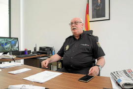 La comisaría de Ibiza registrará un nuevo relevo por la marcha de Mariscal de Gante