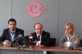 """Iceta califica de """"equivocación"""" la decisión del Gobierno de devolver las obras de Sijena"""