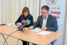 Sant Josep apuesta por Cala de Bou en sus presupuestos de 2018, que ascienden a 33 millones