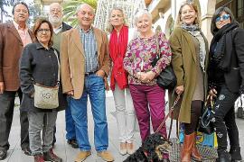 Mercadito solidario de la Asociación de Vecinos de Sant Jaume