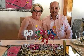 Fiesta del 60 aniversario de Maria Boter