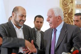 Hamás y Al Fatah pactan un Gobierno de unidad y convocar elecciones en un año