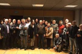 Toni Andreu y Joan Rotger, presidentes del PP de Fornalutx y Selva