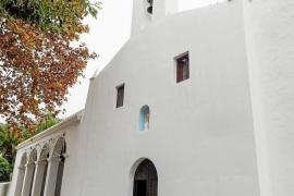El lado oculto de la iglesia de la Mare de Déu de Jesús