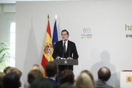 """Rajoy dice a Iceta que el 21-D no es una """"subasta de ideas"""" y no comparte su propuesta de Hacienda federal"""