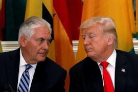 La Casa Blanca ultima el cese de Tillerson y su reemplazo por el jefe de la CIA, según 'NYT'
