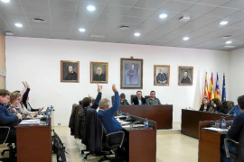 Sant Josep aprueba los presupuestos con el apoyo de Guanyem y Alternativa Insular