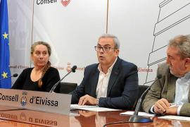 El Consell d'Eivissa prevé gestionar 100,5 millones de euros en 2018