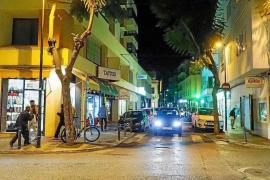 Comerciantes del centro de Vila se quejan de la falta de iluminación navideña