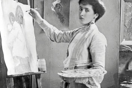 Hodgkins: la neozelandesa que pintó Ibiza en 1932