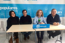 El PP de Sant Josep critica que este año están pendientes de ejecución 17 millones
