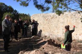 Siguen sin aparecer los cuerpos de los fusilados en Sant Ferran