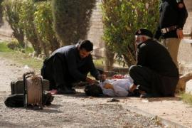 Un ataque talibán contra un campus de Peshawar deja once muertos y decenas de heridos