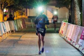 Primera jornada de la carrera nocturna de los 3 Días Ibiza Trail (Fotos: Marcelo Sastre)