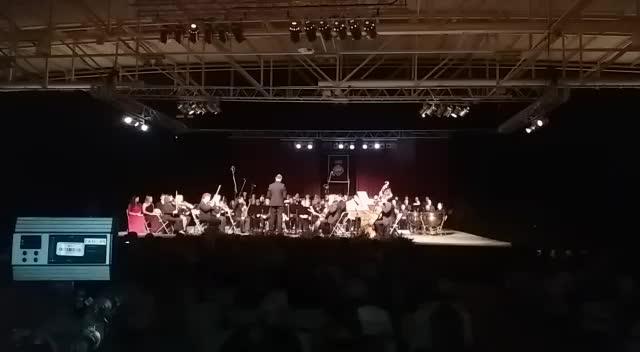 El 'Mesías' de Handel ha sonado en el recinto ferial de Ibiza
