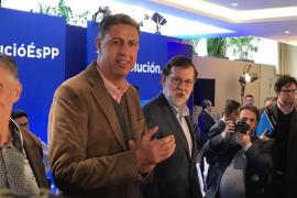 """Rajoy pide a Puigdemont """"elegir bien a los enemigos"""" y no criticar a la UE"""