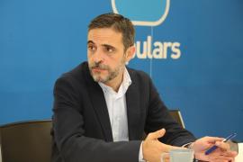 """El PP de Ibiza denuncia que la """"política radical de imposición del catalán"""" del Govern perjudica los servicios públicos"""