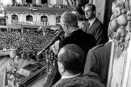 50 años de estudios universitarios en Balears