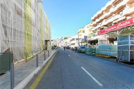 La odisea de aparcar en Puig des Molins