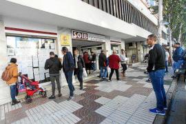 Las Pitiusas cerraron noviembre con 9.339 parados, un 6,2% menos que hace un año