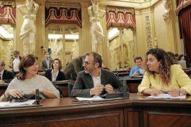 Més y Podemos dejan solo al PSIB por aceptar una petición de Sant Josep en la ley de Urbanismo