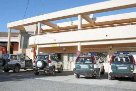 La Guardia Civil investiga el robo en una casa de Formentera que fue incendiada