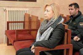 Maria Antònia Munar hace efectivo el pago de las multas por Son Oms