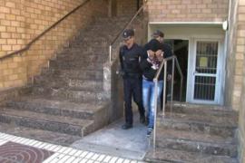 Ingresa en prisión el joven de 20 años detenido por agredir a su expareja, de 19 años