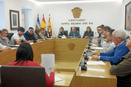 Santa Eulària se siente «maltratado» por el Govern y el Consell d'Eivissa