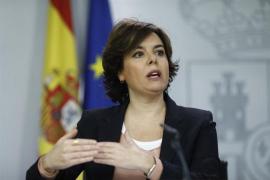 """El Gobierno avisa a los independentistas en Bruselas que están allí """"gracias a su DNI español"""""""