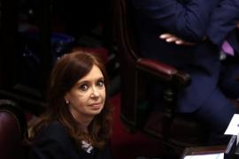 """Un juez argentino pide el arresto de Cristina Fernández por """"traición a la patria"""""""