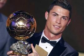 Cristiano Ronaldo iguala a Messi con el quinto 'Balón de Oro'