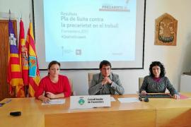 556 formenterenses mejoran sus condiciones laborales gracias al Plan contra la precariedad