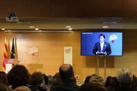 Puigdemont erige a JuntsxCat como la candidatura que mejor representa el 1-O