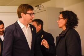 ERC pide liderar el próximo Govern ante un Puigdemont que no podrá ser investido