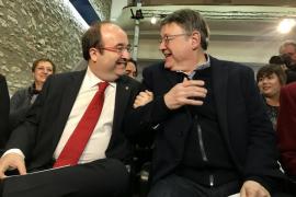 """Iceta: """"si gana el independentismo la ruina será total y volverá a mandar la CUP"""""""