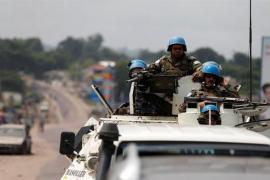 Mueren 14 cascos azules tanzanos y cinco militares congoleños en un ataque en el Congo