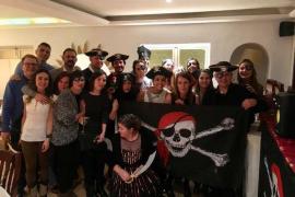 Entre piratas y corsarios