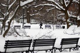 La ONU cierra su sede en Nueva York en previsión de fuerte tormenta de nieve