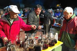 El 'vi pagès' se apodera de Sant Mateu un año más