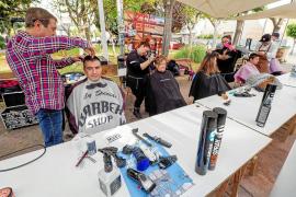 Ibiza se corta la melena a beneficio de la Cruz Roja