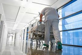 La ocupación de camas en el hospital Can Misses baja un 4,21% hasta octubre