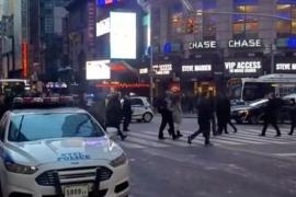 Una explosión en una estación de autobuses de Manhattan desata el caos